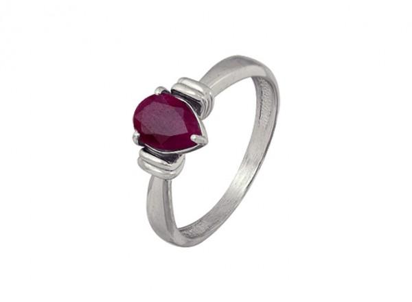 3027003147 Кольцо с рубином