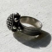 Перстень Серебряный Купол2