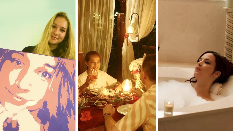 2 как удивить девушку в день святого валентина