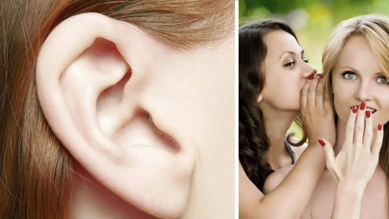 к чему чешется правое ухо