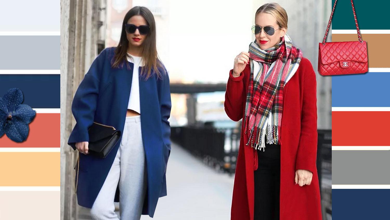 Советы модницам: какие цвета в одежде модно в 2018