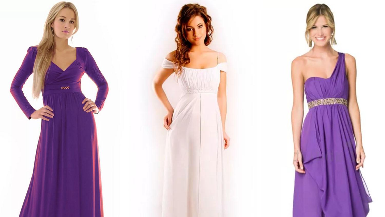 Как выглядеть стройной с помощью платья определенного фасона