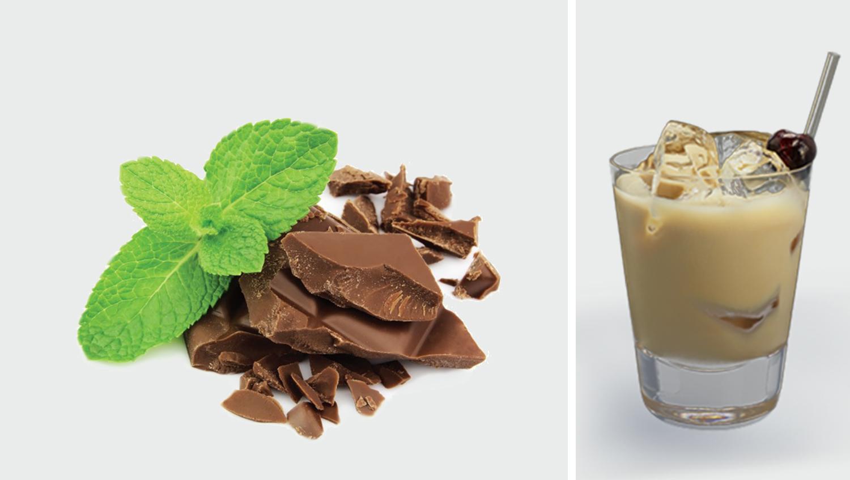 Шоколадно-мятный Бейлиз