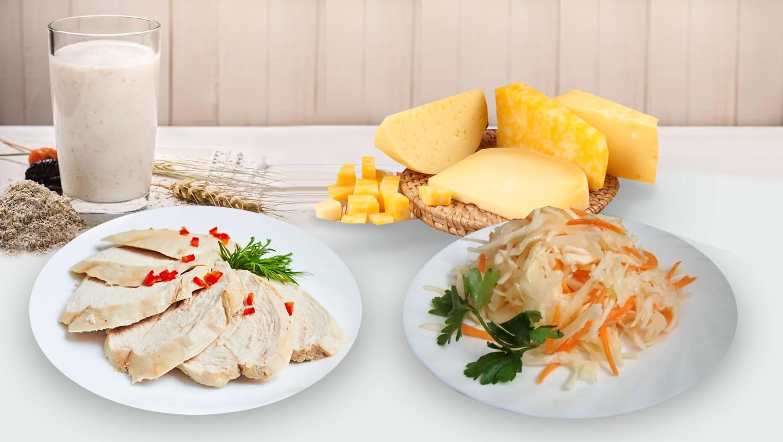меню японской диеты на 14 дней 2-я неделя