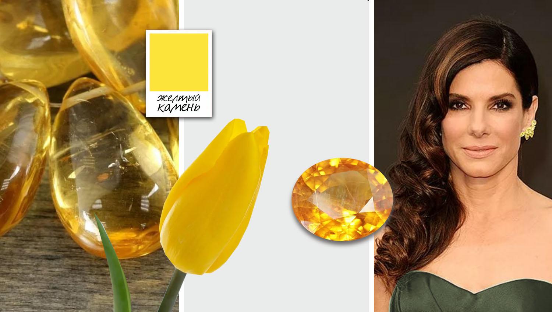 желтый камень предисловие