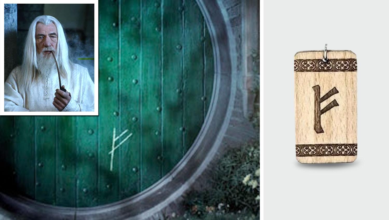 Украшение-талисман руна Феху ее значение