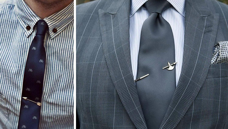 Заколки для галстука