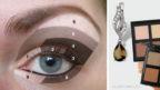 Красивый макияж для карих голубых
