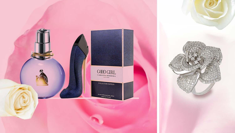 Ароматы женского парфюма цветочный