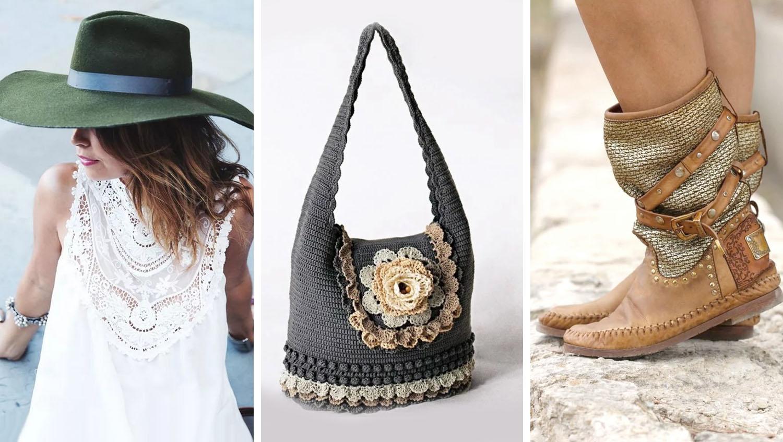 Бохо стиль в одежде основные элементы гардероба