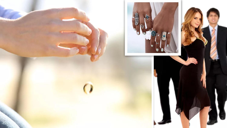 Кому приснилось кольцо